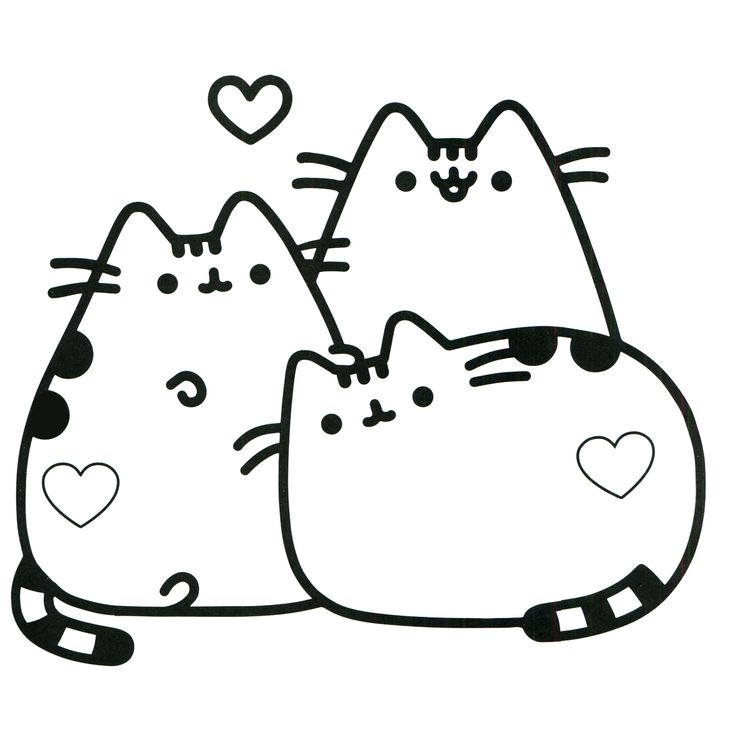 298 best cat coloring pages images on pinterest coloring