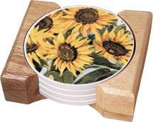 Sunflower Kitchen Accessories | Sunflower Themed Kitchen And Home Decor Accessories - Sunflower ...