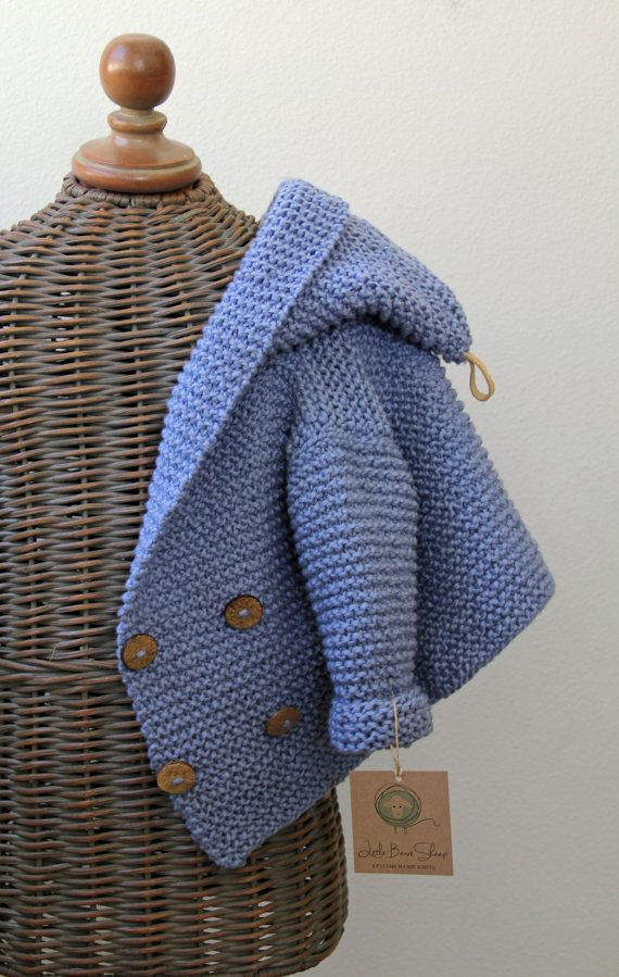 17 Best images about Baby Boy - Hooded Sweaters Knit on Pinterest Duffle co...