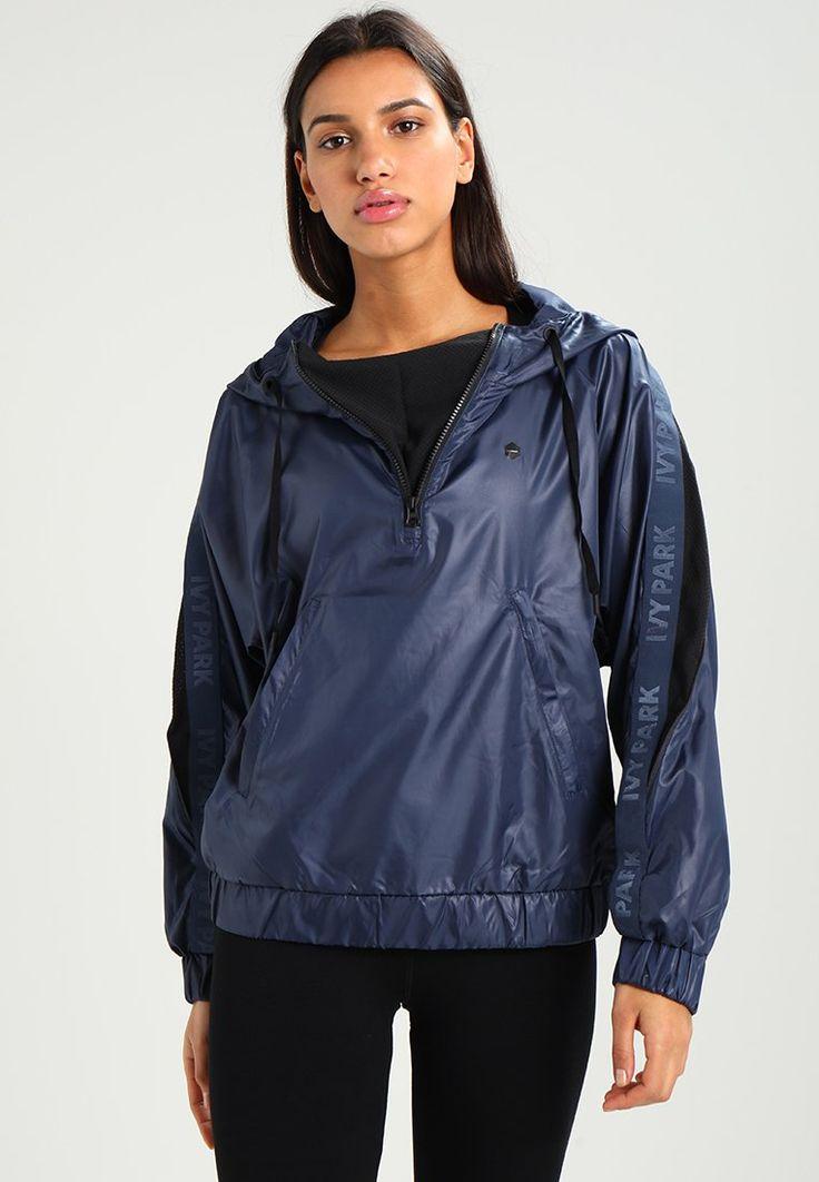 Nylon jacket fetish
