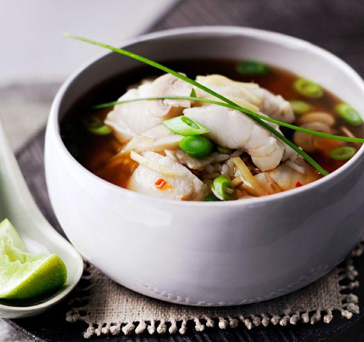 Ostra zupa rybna z ryżem. Kuchnia Lidla - Lidl Polska. #lidl #przepis #zupa #rynka #ryz