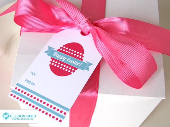 107 best springeaster printables images on pinterest easter free printable easter tags she melissa negle Choice Image
