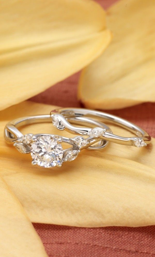The most lovely engagement rings