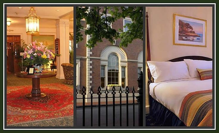 Hawthorne Hotel - A Historic Salem Hotel in Salem Massachusetts