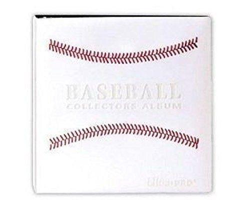 "White Stitched Baseball Card Collectors Album (3"" D-Ring ... https://www.amazon.com/dp/B001GROHFK/ref=cm_sw_r_pi_dp_x_Q0Nlyb9XYMA2E"