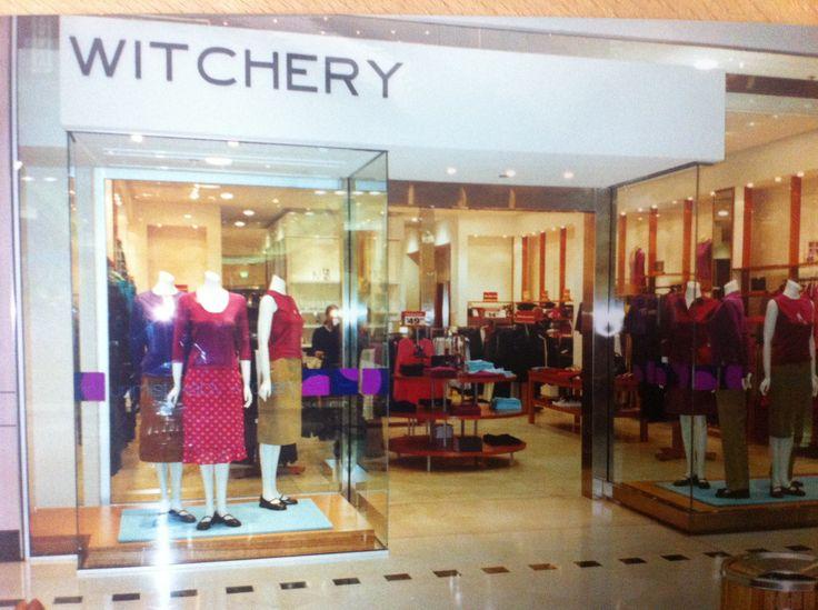@Witchery store at Karrinyup #karrinyups40thbirthday