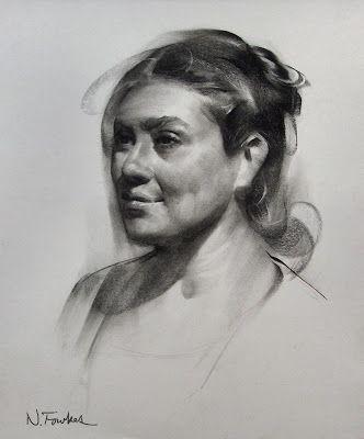 Nathan Fowkes Art: September 2011