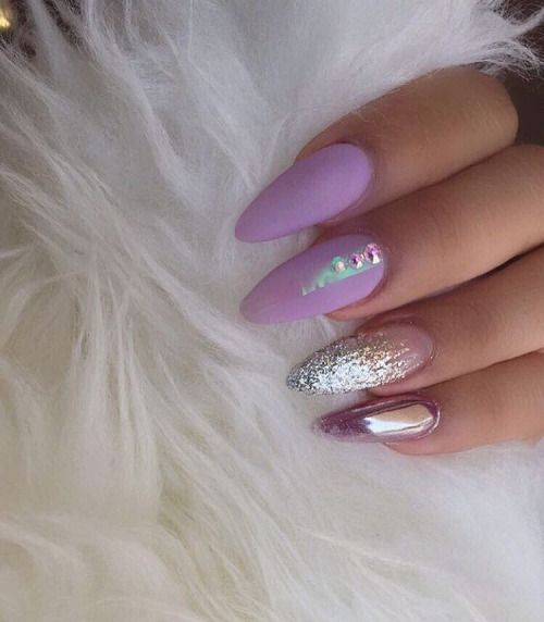 Glamour Queen #nails