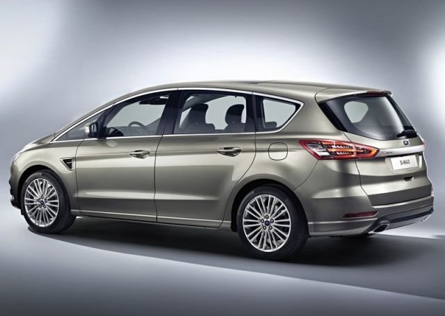 2015 FORD S-MAX, ford, s-max