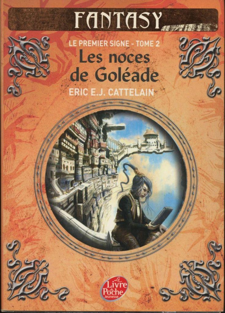 Nicolas Fructus - Éric E.J. Cattelain Hachette Livre de Poche Jeunesse Fantasy 2007