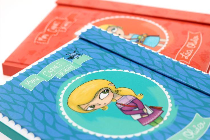 Carnet de notes Léa Olivier http://www.renaud-bray.com/Papeterie_Produit.aspx?id=1400095