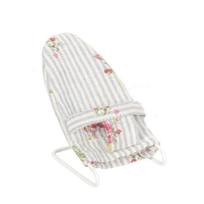 Rose & Milk Mini Transat pour Bébé en tissu (MY)