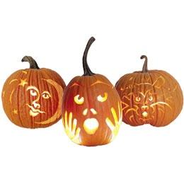 Pumpkin Carving with kids   #Halloween