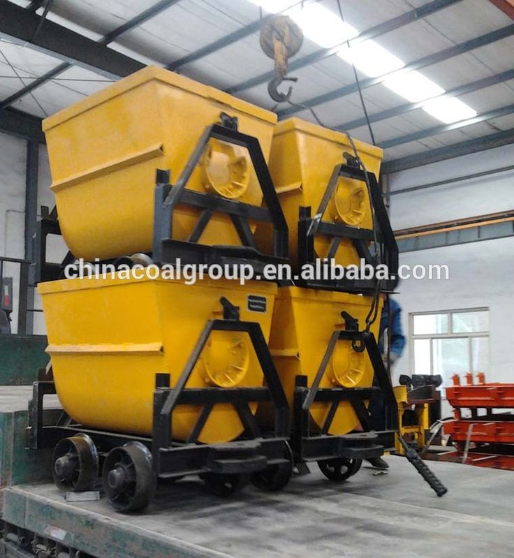 Hot Selling China Coal Mine Cart With Traction Pin For Sale - Buy ...