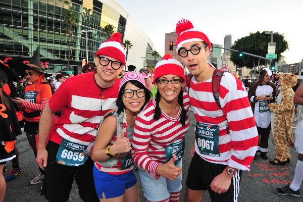 Running Waldos