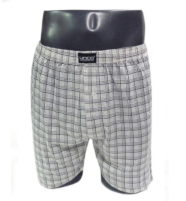 Precio: 3,99€. ECONÓMICO Boxer suelto para hombre. Corte y diseño clásico en punto de algodón, flojo, no ceñido. Pitrina cerrada con dos botones.