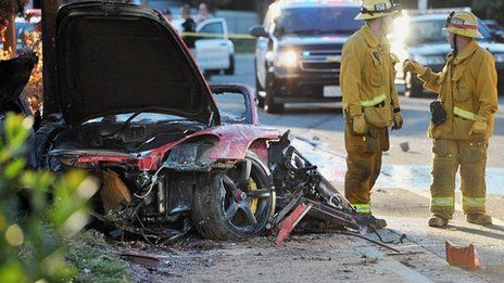 01.12.13 - Fast & Furious actor Paul Walker dies in California in a car crash...!!! R.I.P. :(