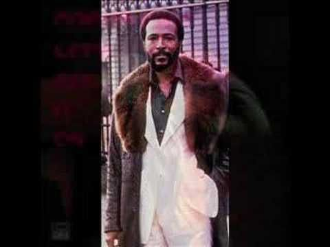 Trouble Man by Marvin Gaye