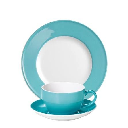#Dibbern Solid Color Malibu - Frühstücksgedeck