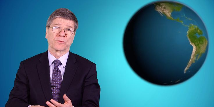 """Economist Jeff Sachs reveals the biggest threat to the human race """"Economist Jeff Sachs tackles economic, social and environmental sustainability in his new book 'The Age of Sustainable Development.' In this interview he explains how one of mankind's greatest achievements may also be its downfall. """""""