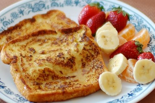 french toast   yummm   Pinterest