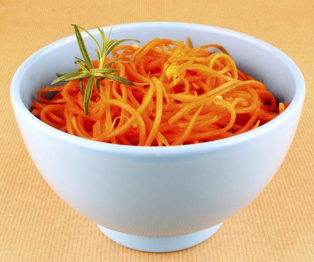 7 formas creativas de cocinar con zanahorias