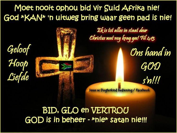 Christelike Boodskappies: !!! KOM  ONS  PLAAS  WEER SUID AFRIKA  IN VADER GO...