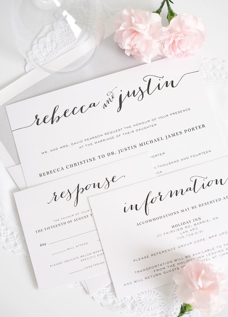 13 best 2015 Trend Modern Calligraphy LaserCut Invites images