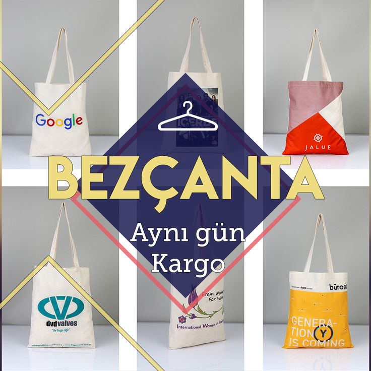 Web sitemiz üzerinden vereceğiniz tüm siparişler aynı gün kargoda! Hemen sipariş vermek için bağlantıya tıklayabilirsiniz. #bezcanta #hizliteslim #hizlikargo #toptan #totebag
