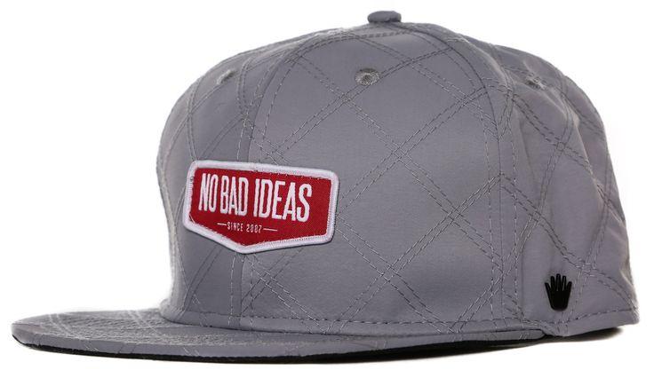 Fancaps - No Bad Ideas The Tyson Cap Grey, $49.00 (http://www.fancaps.com.au/no-bad-ideas-the-tyson-cap-grey/)