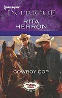 Cowboy Cop by Rita Herron - FictionDB