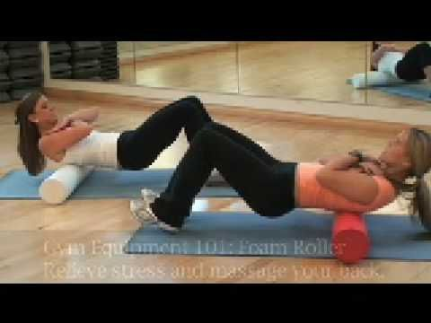 ▶ Foam Roller Exercise Video - YouTube