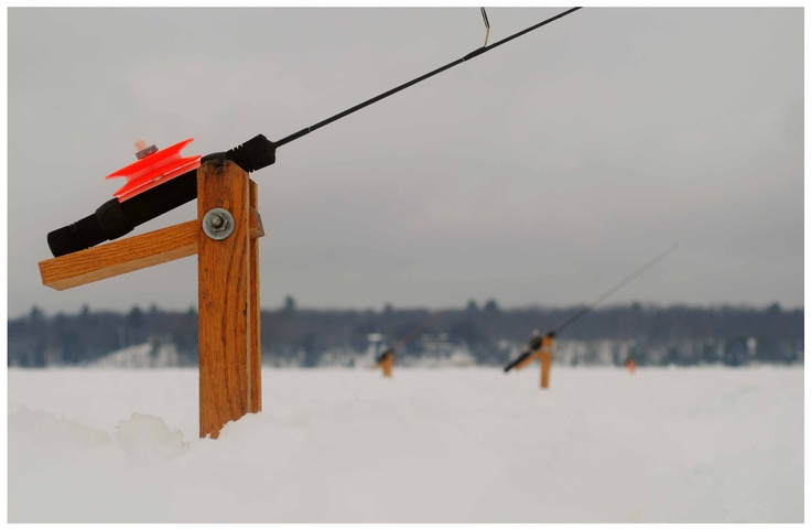 Best 25 ice fishing house ideas on pinterest ice for Tip up ice fishing