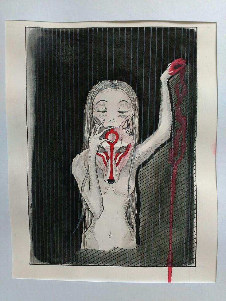 Unmasked, Elisabeth Pelichovska
