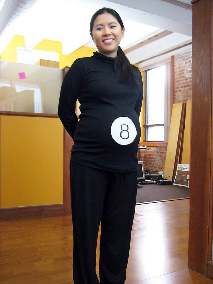 Halloween Costumes For Pregnant Women 2013: 23 Amazing Ways To Dress Up For Two