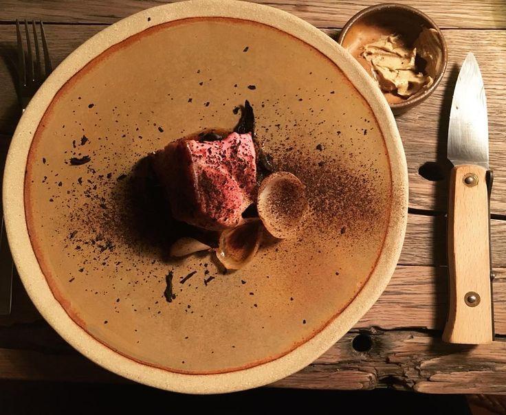 Moment gourmand au Bloempot Veau aux pleurotes Lille #lille #lillemaville #gourmandise #bloempot #restaurant #flamand #cantine #humm #veau #champignons #champignon #pleurote #pleurotes #rustique