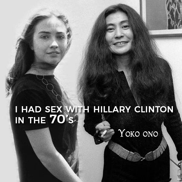 hillary clinton is a lesbian