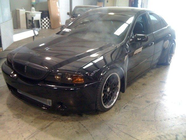The ultimate Lincoln LS engine swap: widebody, 4.6 DOHC + supercharger   DrivingEnthusiast.net