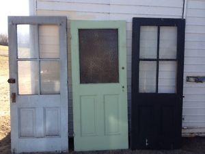 VINTAGE DOORS FOR SALE Calgary Alberta image 1