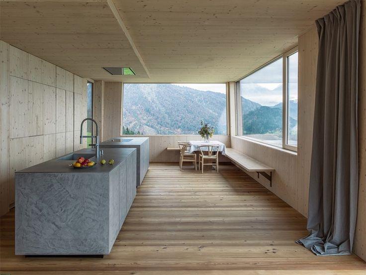 Die besten 25+ Seehaus küchen Ideen auf Pinterest Seehaus - geraumige und helle loft wohnung im herzen der grosstadt