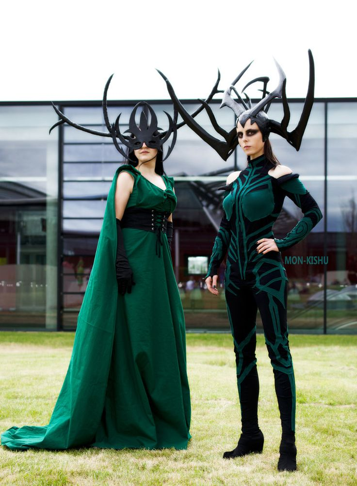 Hela Cosplay Thor Ragnarok Comic Con Germany 2017 by Mon-Kishu.deviantart.com on @DeviantArt