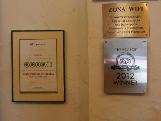 Award Winner Hotel El Cid! Calle San José nº 39 Sitges (Barcelona)