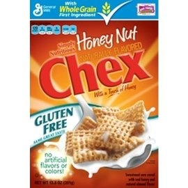 Honey Nut Chex Gluten Free Cereal