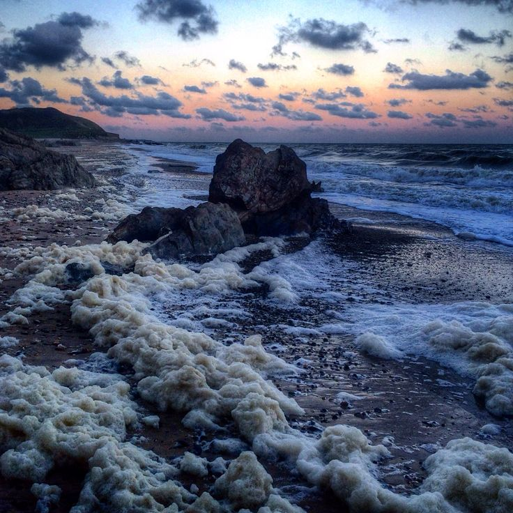 Great shot from Courtown beach by Andrew Sykes