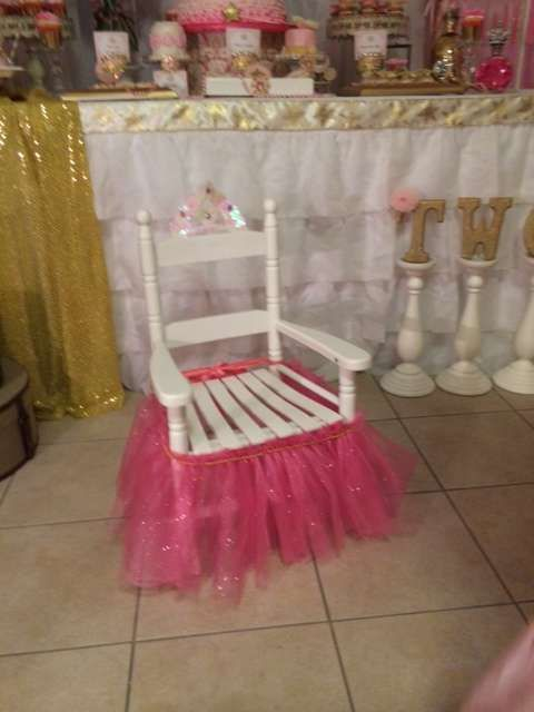 "Princess "" Once Upon A Time"" 2Nd Birhday party 