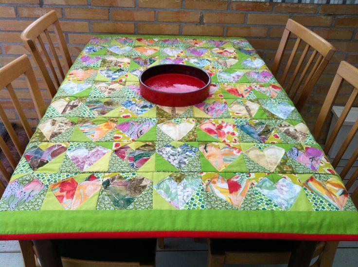 Patshwork mystery quilt