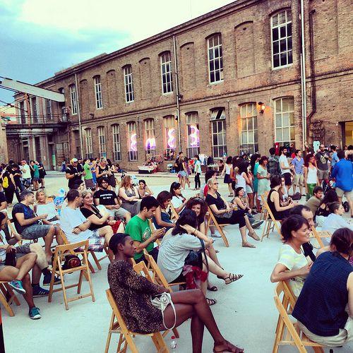 open air festival barcelona