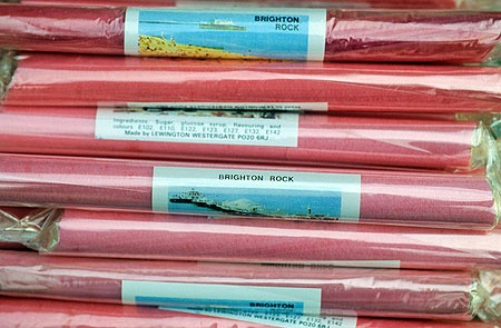 83 Best Images About Sweets Brighton Rock On Pinterest