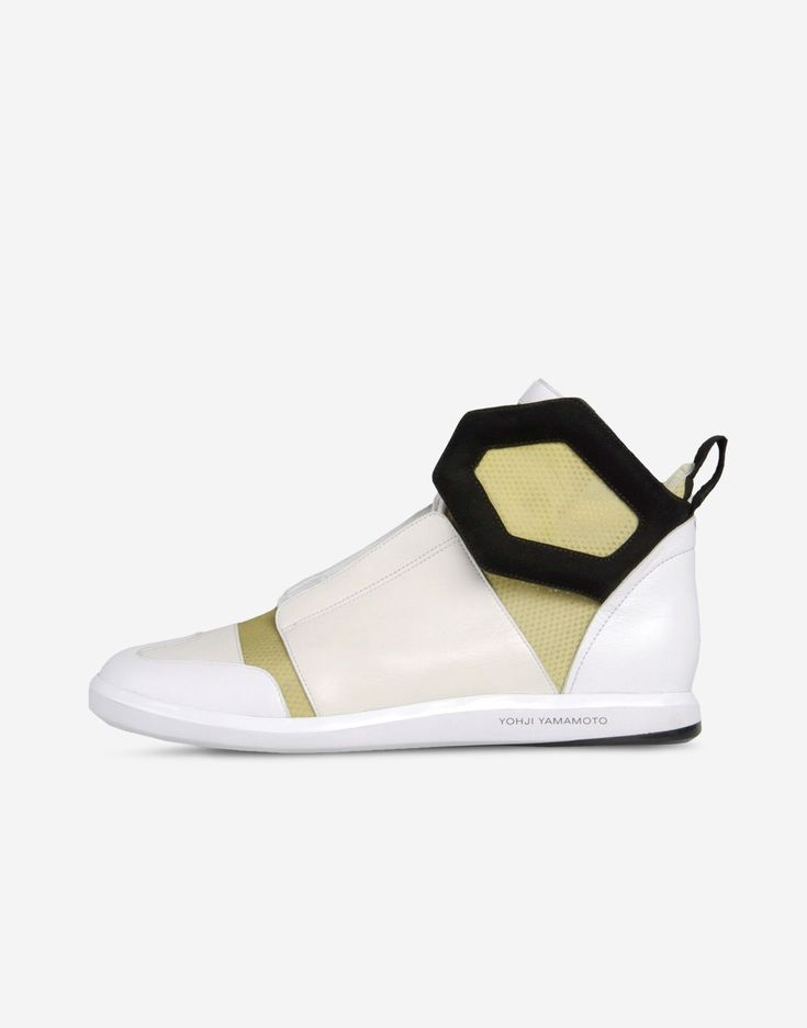 High-top sneaker Women - Shoes Women on Y-3 Online Store #dental #poker