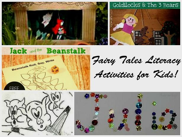 10 Fairy-Tale Lesson Plans That Are Learning Magic